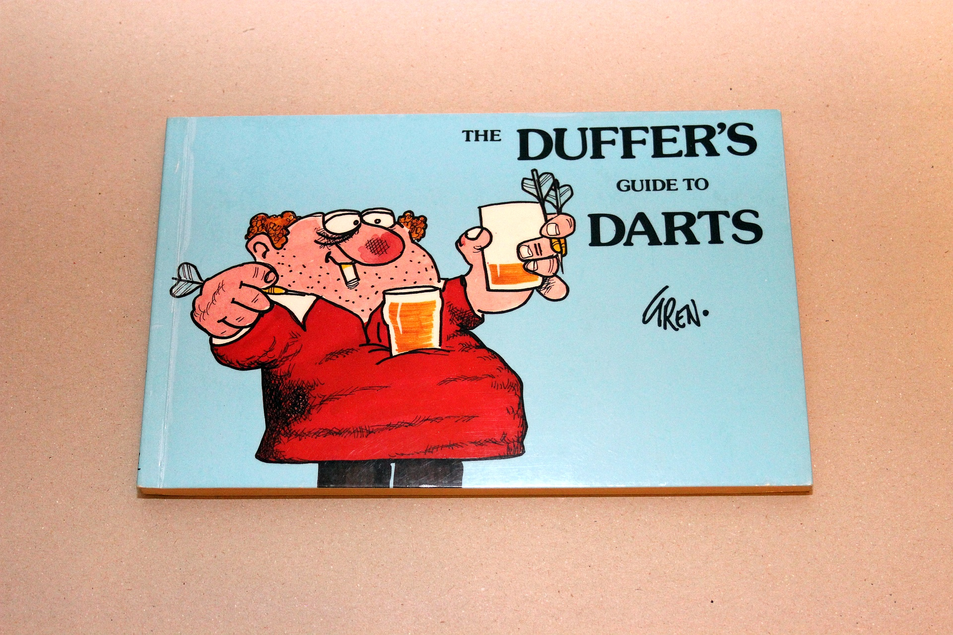 P 23 The Duffers Guide To Darts
