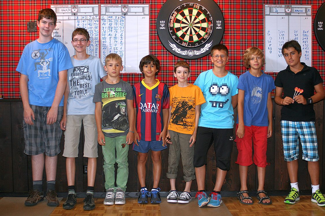 Kurs - Darts for Kids