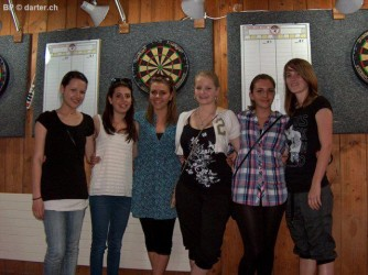2010 - Darts for Ladies, Baumgarten Felsberg