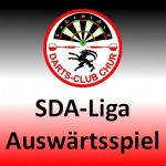 SDA-Liga auswärts --- Arts of Darts : Chur